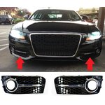 For Audi A4 B8 8K 2008-2011 RS look Fog Cover