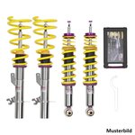 For Bmw X3 F25 KW coilover Variant 2 inox