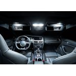 For Audi A4 B8 8K 2007-2015 Avant LED interior lighting SET