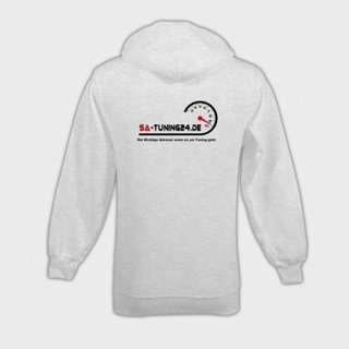 High quality Fan Hooded Sweat Sweatshirt printed with the SA - Tuning24 Logo