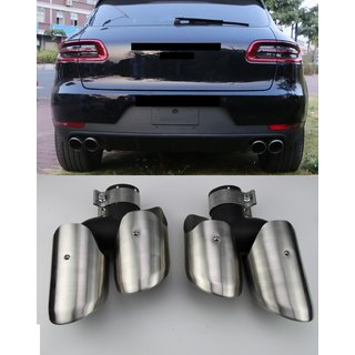 For Porsche Macan 2014-2016 stainless steel exhaust