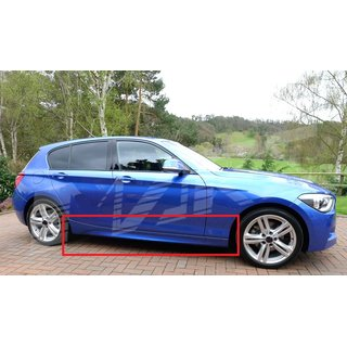 For Bmw 1er F20 Sport side skirts