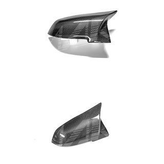For BMW 1 Series F20 F22 F30 F32 E84 M Look Carbon Mirror Housing