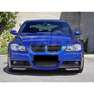 Für Bmw 3er E90 & E91 2005-2008 Performance Look Carbon Lippe