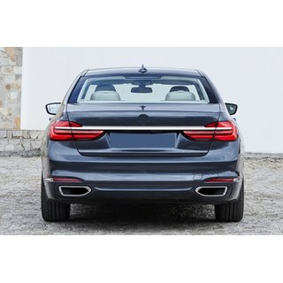 For Bmw 7er G11 G12 740i look exhaust covers