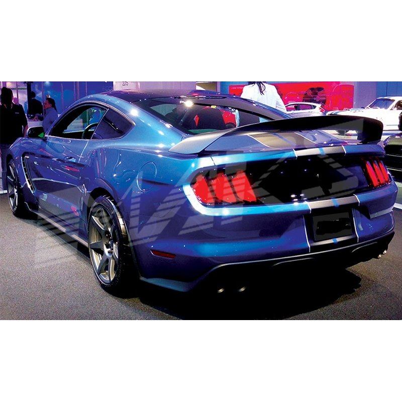 f r ford mustang gt350 look heckspoiler sa tuning24 de. Black Bedroom Furniture Sets. Home Design Ideas