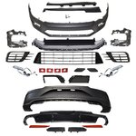 For VW Scirocco R-Look Body Kit