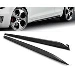 For Vw Golf 6 GTI Look side skirts